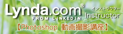Lynda.com 瀬川陣市ページ